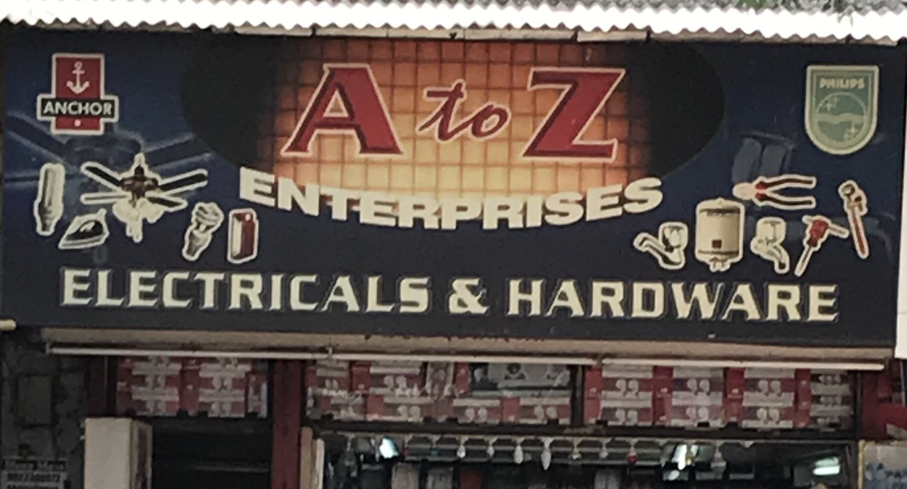 A to Z Hardware and Electrical Hardware  Ply And Glass in NIBM Pune