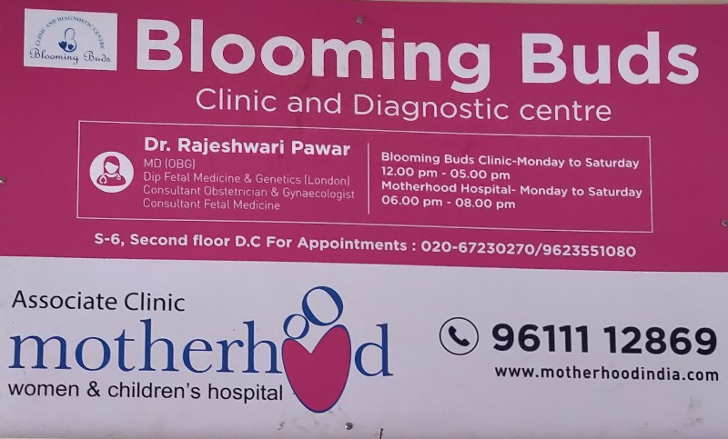 Blooming Buds Doctor   Gynaecologist in Magarpatta City Pune