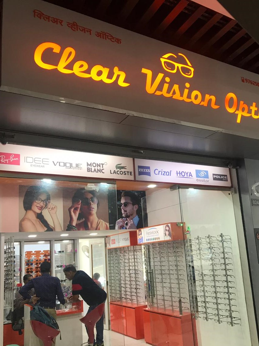 Clear Vision Optic Optician in Kharadi Pune