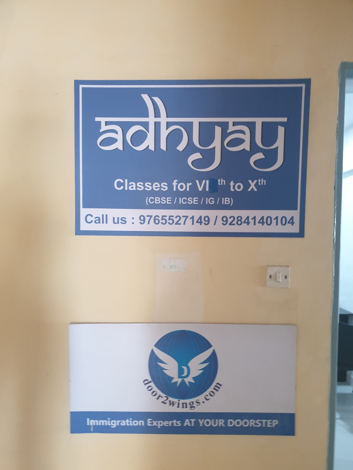 Door2wings.com Tuitions Upto Xth Std in Magarpatta City Pune