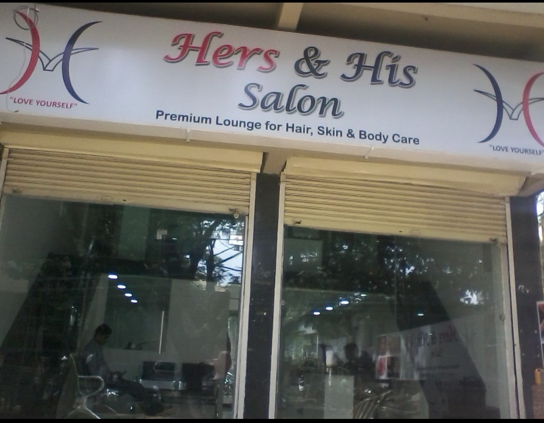 Hers & His Beauty Parlour in Vimannagar Pune