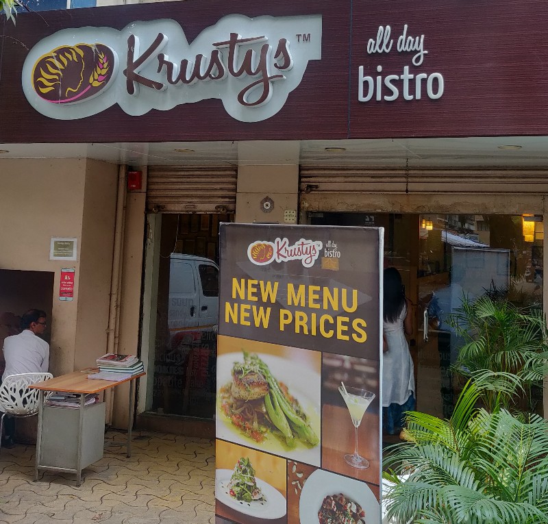 Kristy's Bistro & Bar Cafe in Kothrud Pune