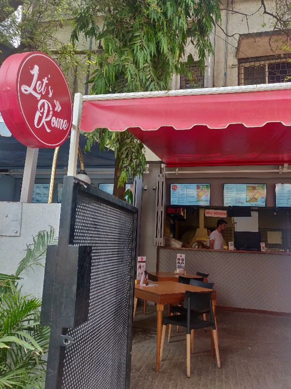 Let's Rome Cafe in Kothrud Pune