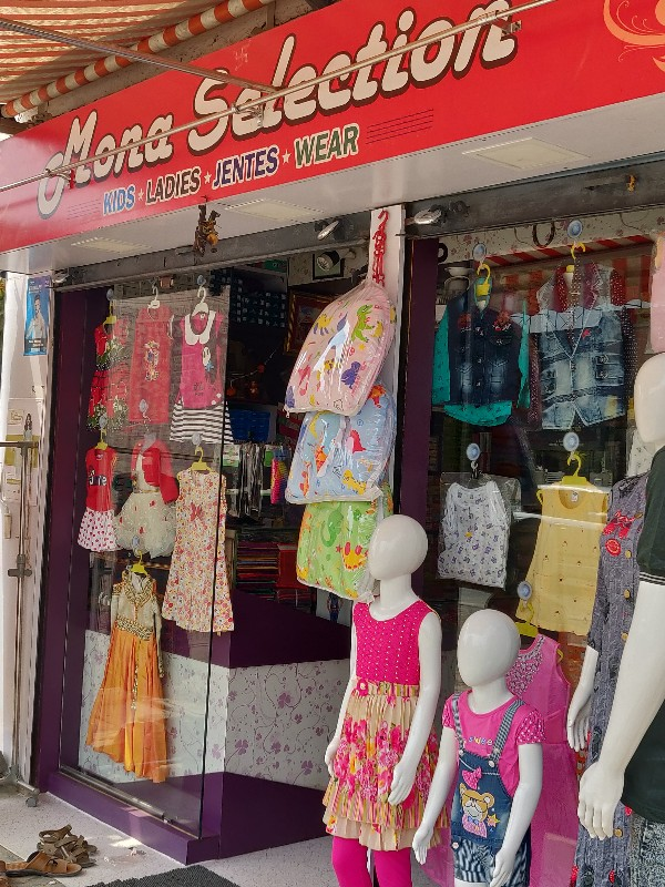 Mona Selection Clothing For All in Baner Pune