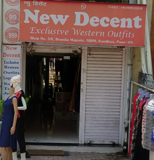 New Decent  Clothing For Women in Kondhwa Pune