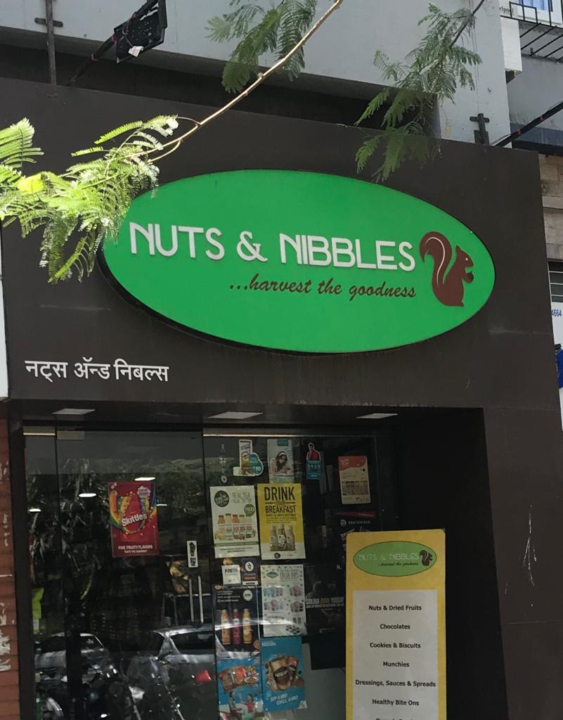 Nuts & Nibbles Chocolate in Aundh Pune