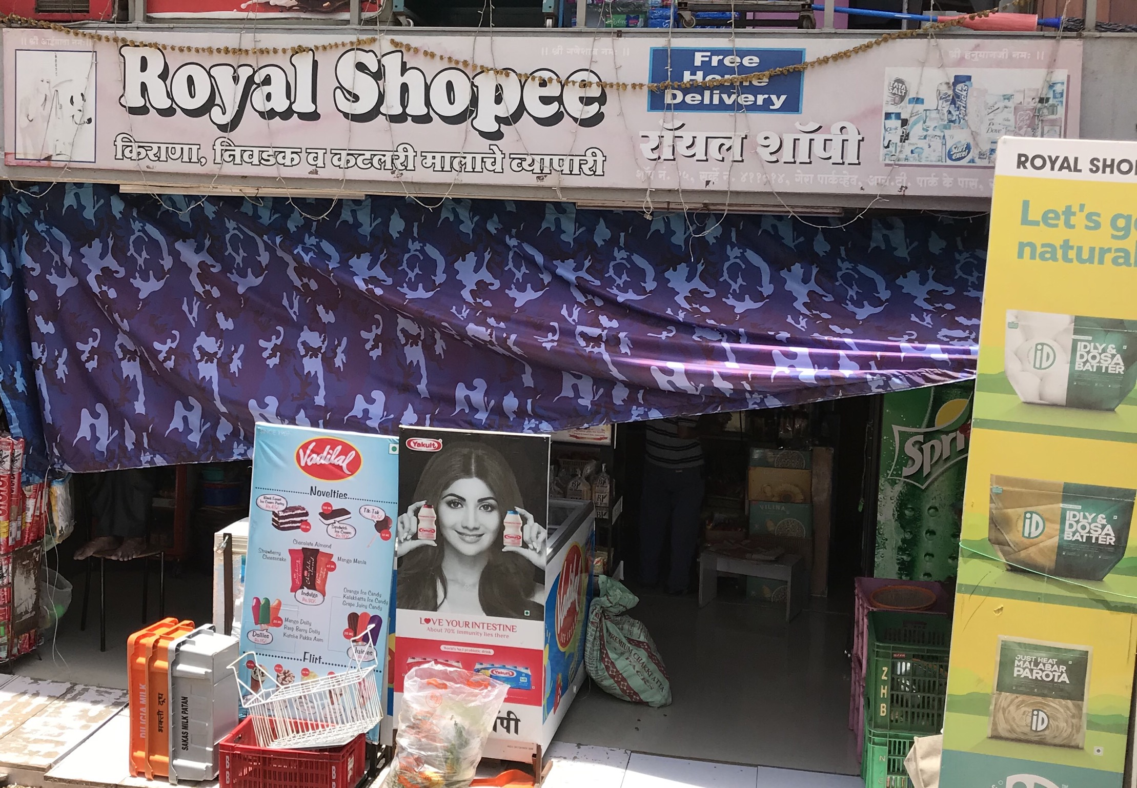 Royal Shopee Grocery Store in Kharadi Pune