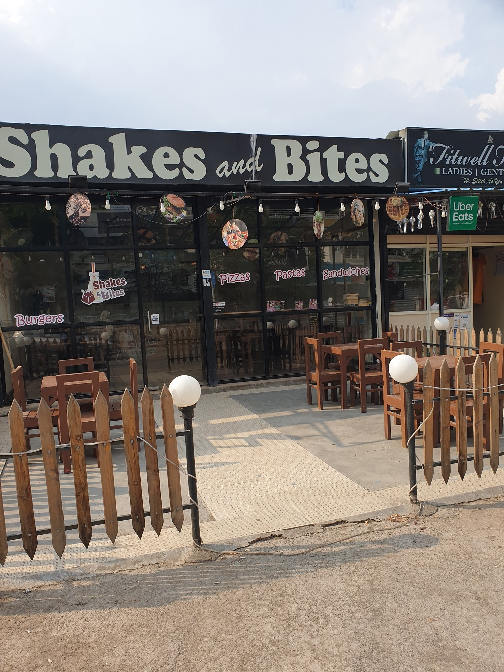 Shakes &  Bites Cafe in Magarpatta City Pune