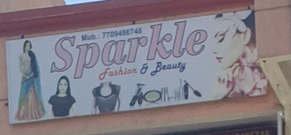 Sparkle fashion and beauty Beauty Parlour in Wagholi Pune