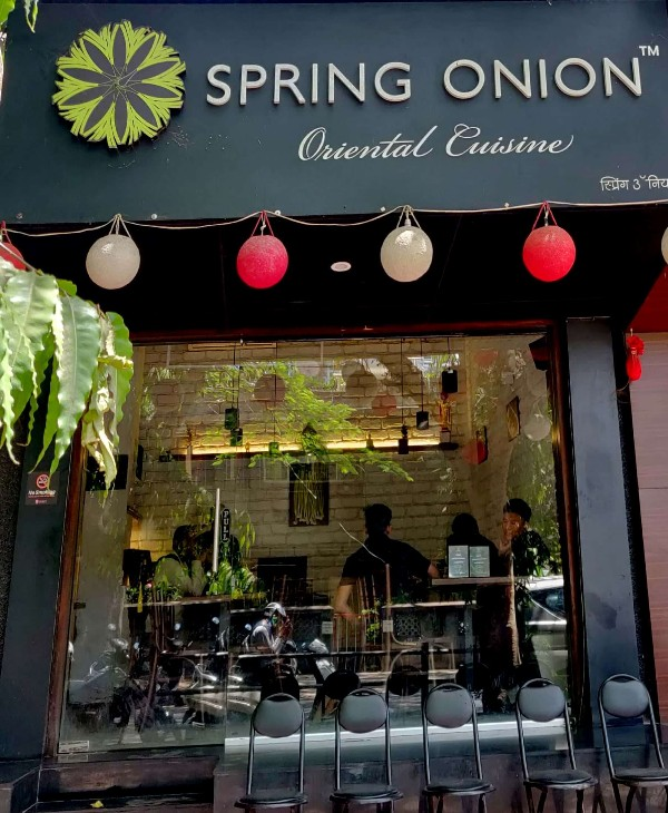 Spring Onion Restaurant Pure Veg in Bhandarkar Road Pune