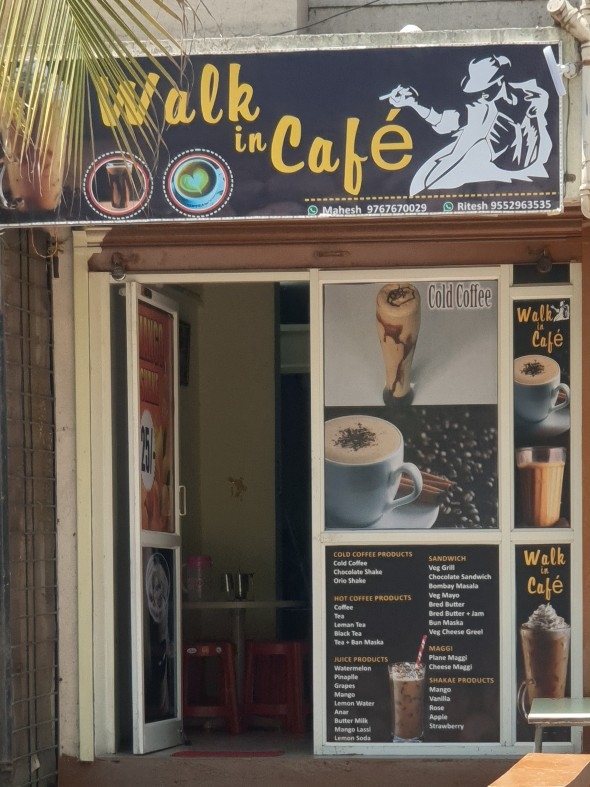 Walk in cafe Cafe in Sasanenagar Pune