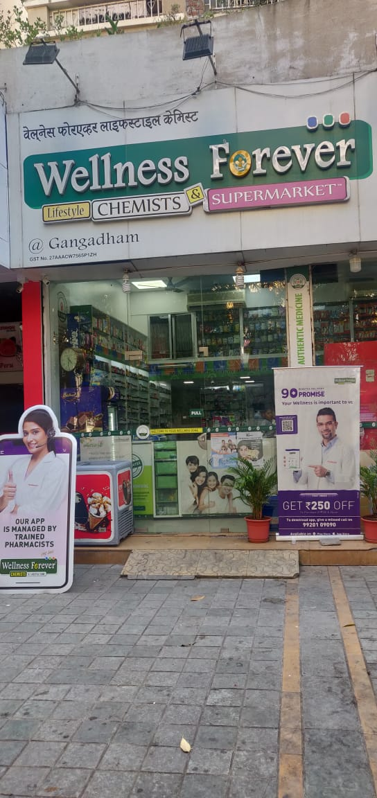 Wellness forever Chemist Allopathy in Kondhwa Pune